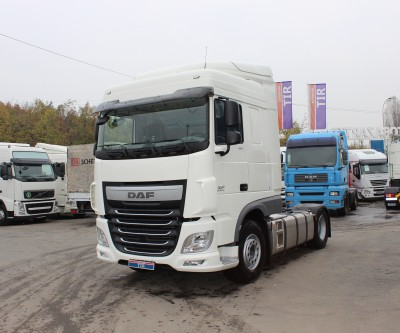 DAF XF 106.460 EURO 6