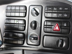 Nákladné auto Actross 2544 Retarder